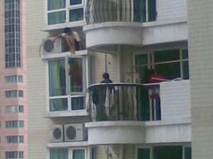 中国的空调修理工