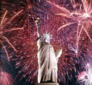 july 4th liberty