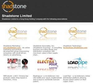 shadstone company