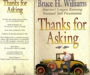 bruce williams book