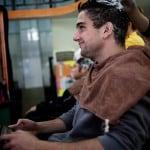 mike dongguan haircut