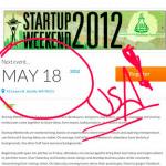 准备去美国西雅图-5月18日的创业周末