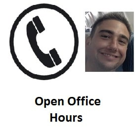 "开始使用""Open office hours""和大家更好地交流"