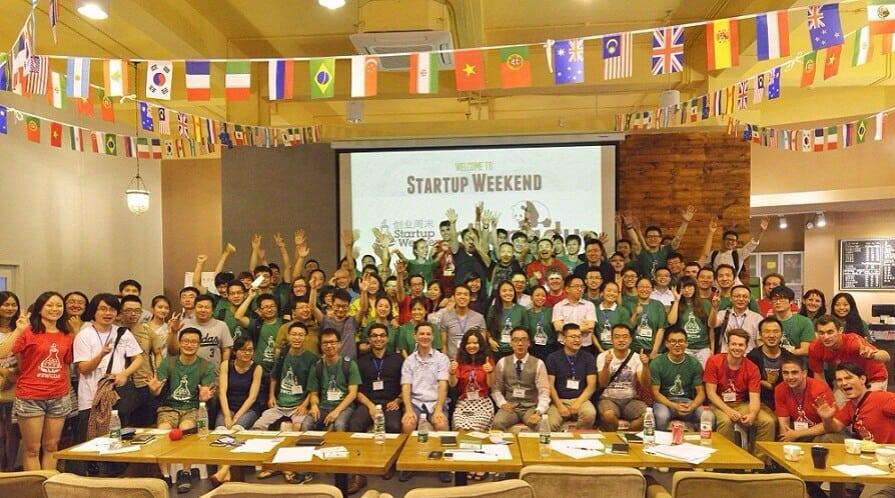 Startup-Weekend-chengdu