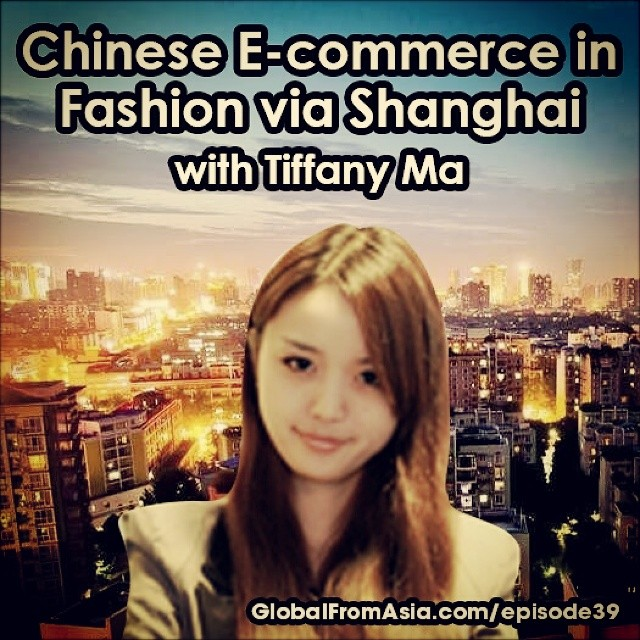 New podcast,  doing Chinese e-commerce via Shanghai,  a bit specifically on fashion market but all can get some good insights.  #china #podcast # e-commerce #internationalbusiness