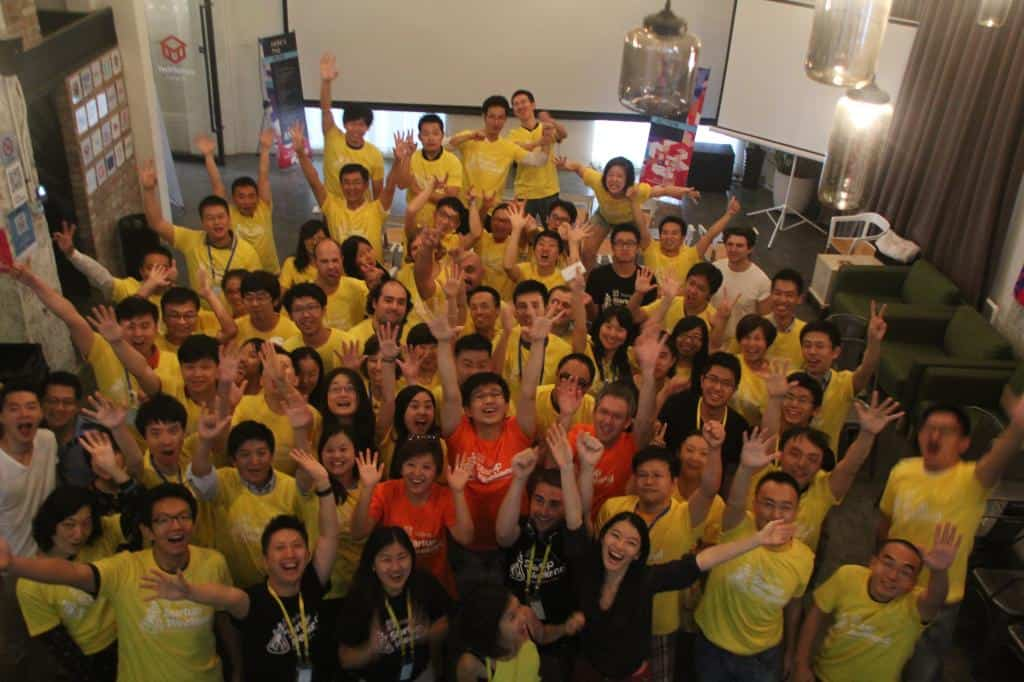 startup weekend beijing group 2014-1