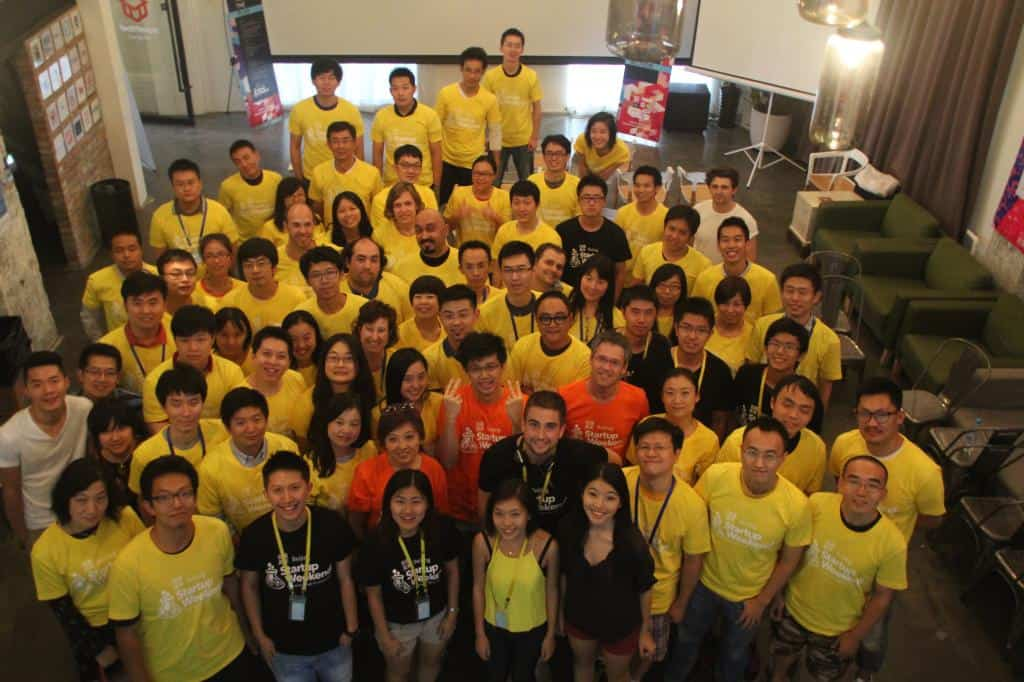 startup weekend beijing group 2014-2
