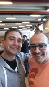 wake up with dave mcclure hong kong michelini selfie