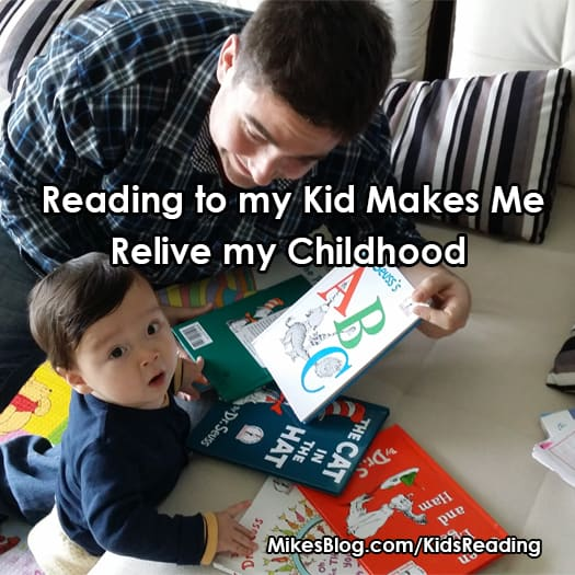 reading to my kid brings me back Blog1
