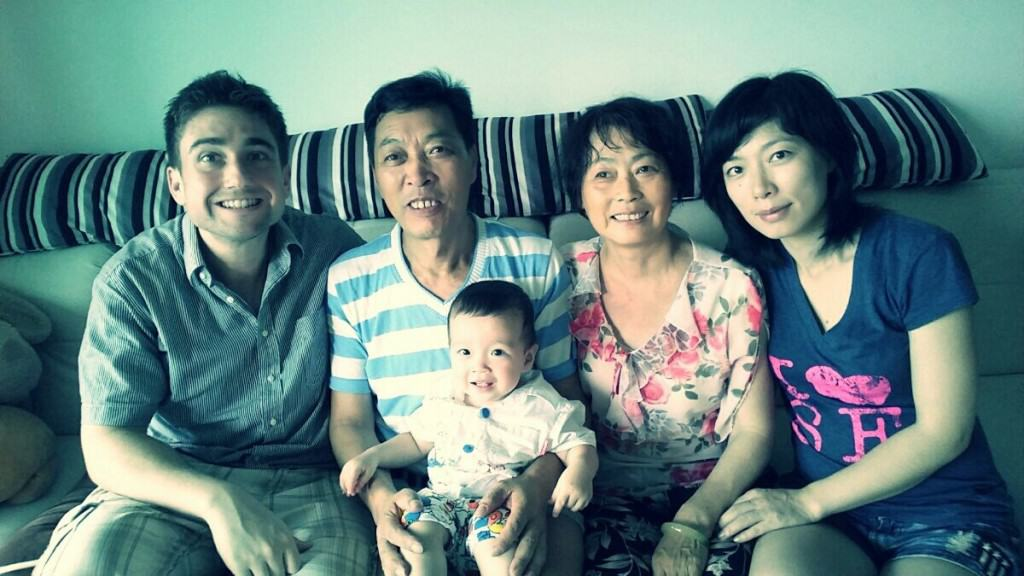 one big chinese family michelini