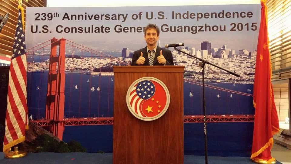 us consulate mike michelini guangzhou
