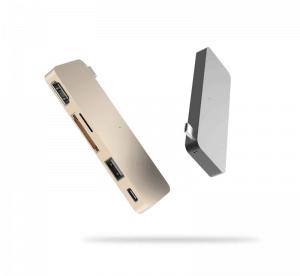 COLORII Pockethub 6-in-1 USB Type C Hub