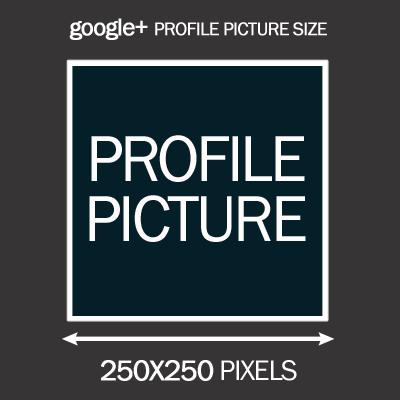 google plus profile picture size