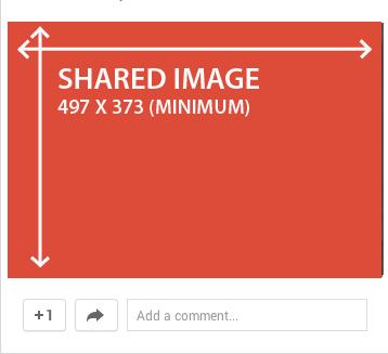 google plus shared image size